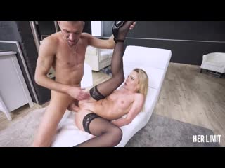 [HerLimit] Isabelle Deltore - Beautiful babe gets her holes destroyed