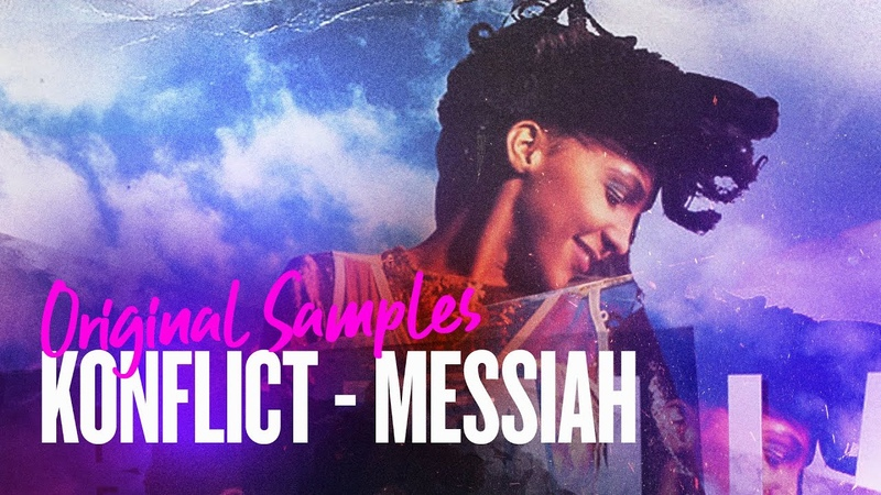 Konflict Messiah with original sample by Rozalla