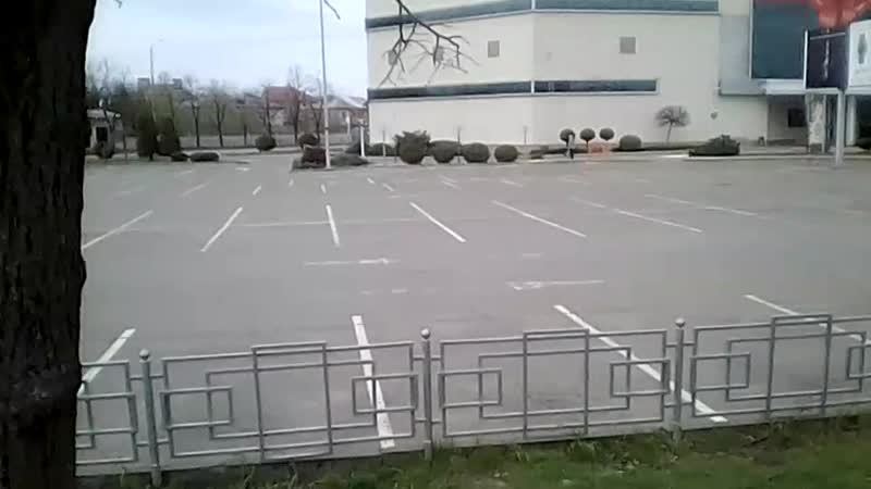 Краснодар временно вымер возле Сити Центра