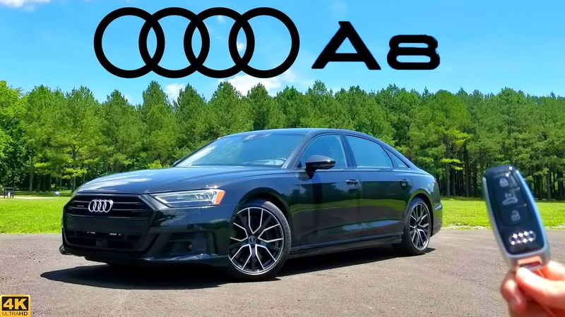 2020 Audi A8 Can this TECH KING Hold off the 2021 S Class