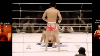 Royler vs Sakuraba - The Gracie Hunter| History Porn