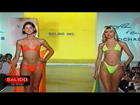A LA HORA DEL TE DESFILES MARITIMO TOBAGO SOLIDO AMERICAN INTERNATIONAL MODELS SCHOOL