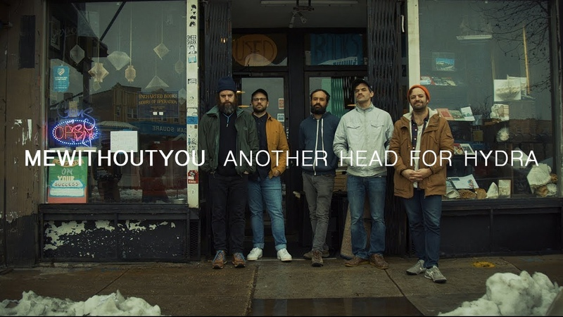 MewithoutYou Another Head for Hydra Audiotree Far Out