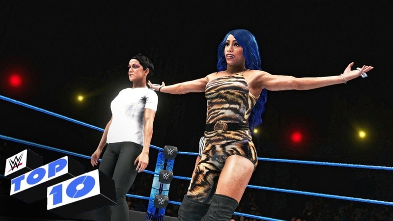 WWE 2K20 Top 10 Friday Night Smackdown Moments March 20 2020