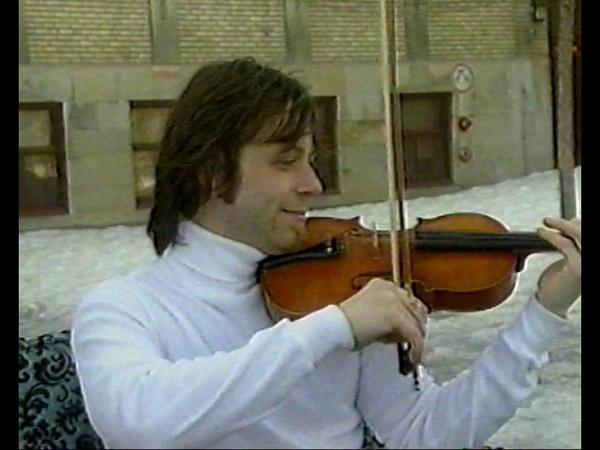 Herby Moreau nous présente le chanteur Daniel Boucher Flash 1999