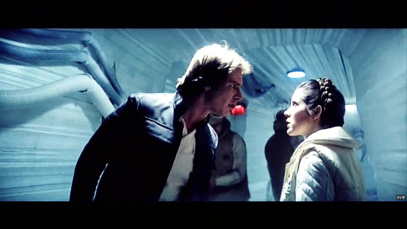 Han leia how the mighty fall in love