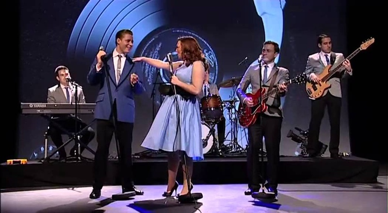 1950s Rock n Roll Tribute Band 50s Explosion Available from