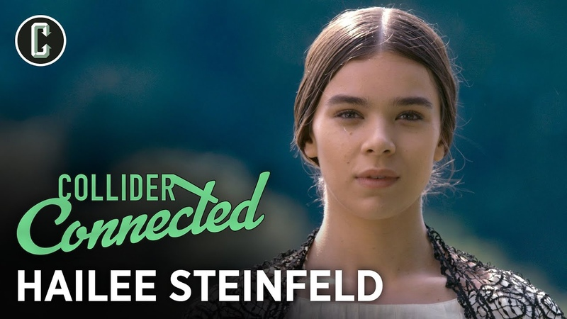 Hailee Steinfeld on Dickinson Pitch Perfect and Edge of Seventeen Collider Connected