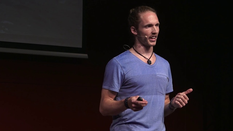 Finding the right balance in extreme sports Niklas Winter TEDxFHKufstein