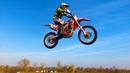Гонки на мотоциклах - Мотокросс