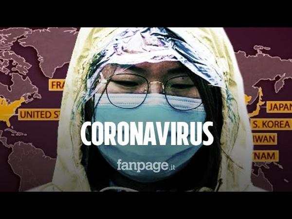 Coronavirus 1700 nuove persone infette Le immagini dalla città fantasma di Wuhan