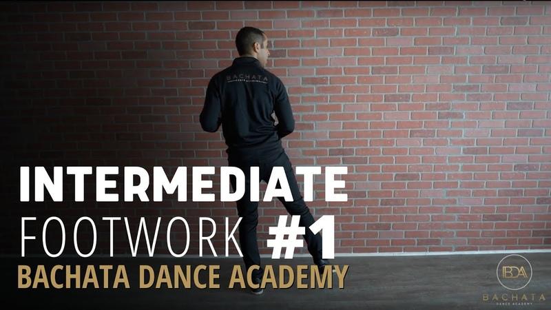 Bachata Footwork Tutorial 1 - with Demetrio Rosario (Bachata Dance Academy)