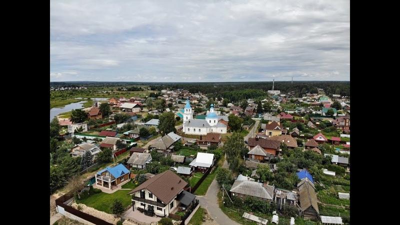Фотопрогулка по селу Кокшайск