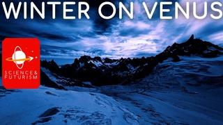 Winter on Venus