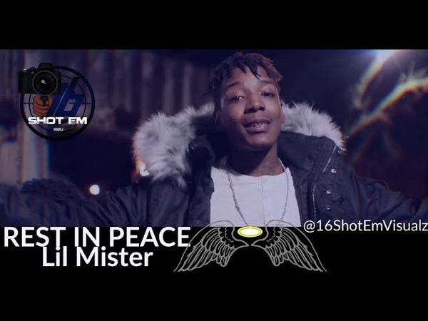 Lil Mister Ride or Die Official Video @16ShotEmVisualz RIPLilMister