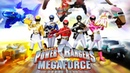 Power Rangers Megaforce Complete passage of the game, all dinosaurs