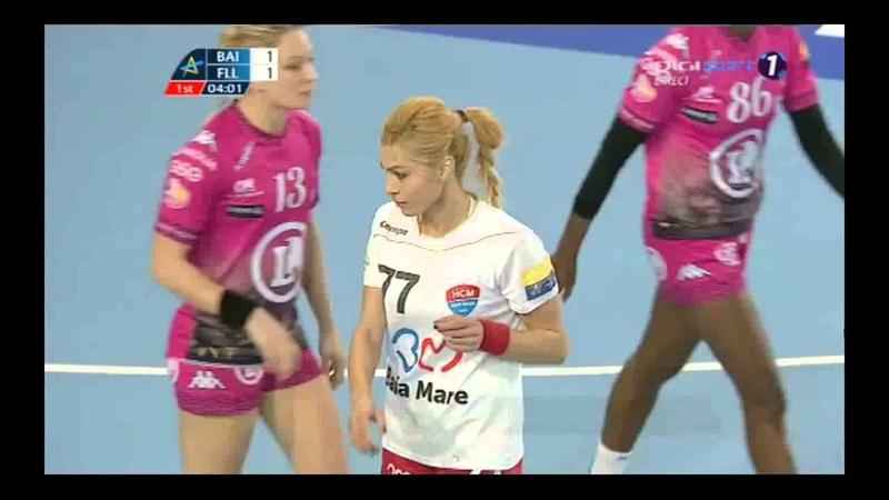 HCM Baia Mare Fleury Loiret Handball interviuri P Ungureanu și G Szűcs