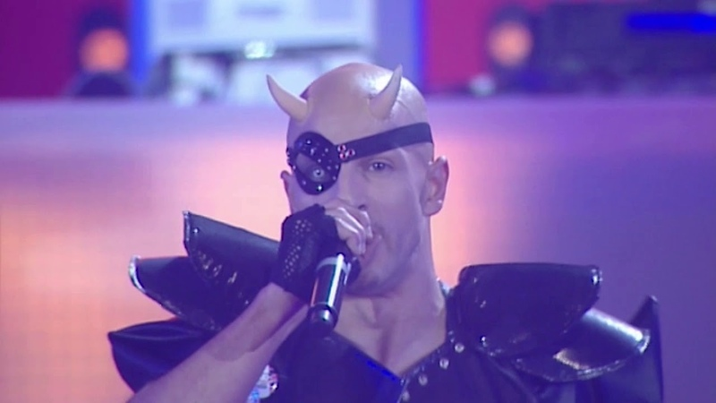 D-Devils - Judgement Day (Live at I Love the 90s - The Party 2010)
