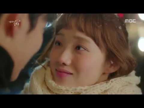 Фея тяжелой атлетики Ким Бок Джу 12 серия второй поцелуй Kim Bok Joo ep 12 kiss 2