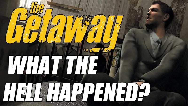 What The Hell Happened To The Getaway