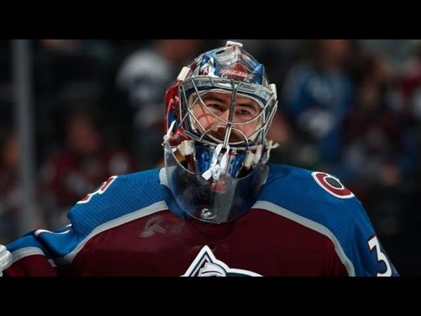 NHL 2019 2020 Goalies Pump Up Human