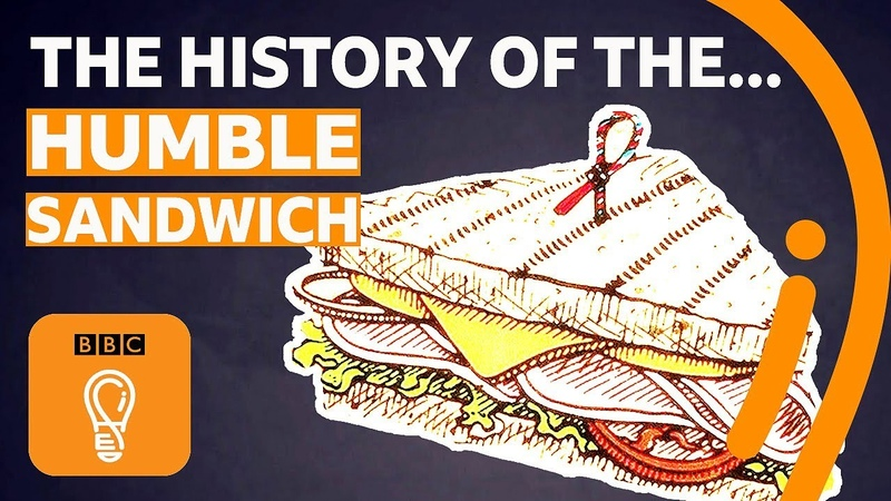 Food stories A brief history of the humble sandwich BBC Ideas
