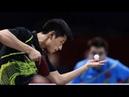 Zhang Jike 张继科 vs Wang Hao 王皓   2012 ITTF Korea Open Highlights