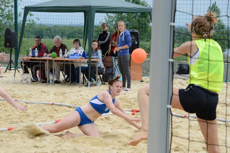 Пляжные мемуары. Как гандбол на песке добрался до Волгограда, изображение №5