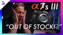 😍 Sony a7s III Release ➡ And 3 Upgrades to GET QUICK before they are OUT OF STOCK 😫