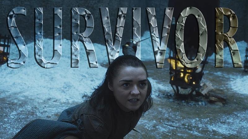 Arya Stark Survivor
