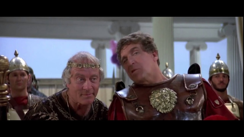 Best Comedy scene History of the World by Mel Brooks in HD