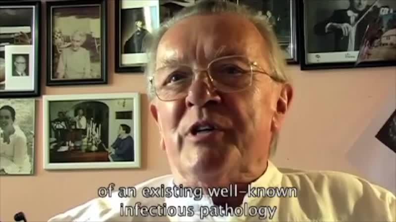 L ISOLATION DU VIH Une faute grave! Dr Étienne de Harven