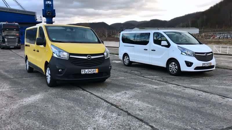 Продается Opel Vivaro