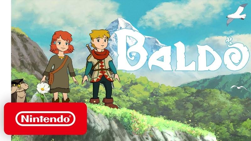 Baldo Announcement Trailer Nintendo Switch