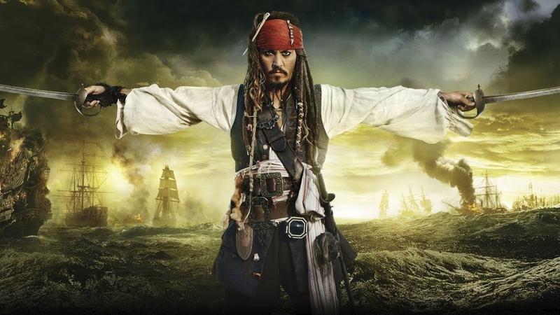 Пираты карибского моря клип Клип Джонни Депп