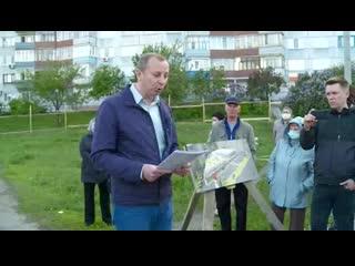 Жильцы дома на Кижеватова выступили против новой стройки