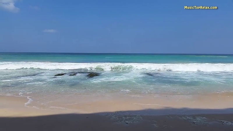 Ocean sound 6 hours of deep sleep Relaxing Sounds of Waves Sounds of Nature