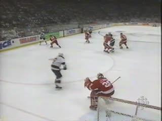 Sergei Brylin Goal - 1995 Stanley Cup Final Devils vs. Red Wings