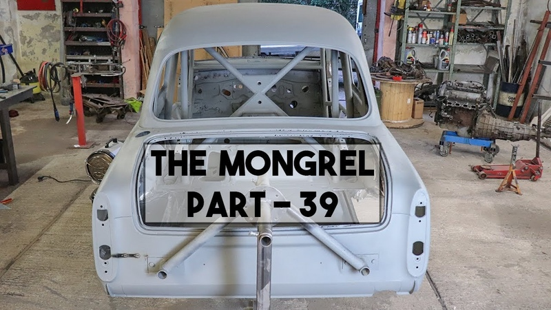 MAKING MORE PANELS ON THE FORD BODY MX5 MIATA BUILD. URCHFAB MONGREL