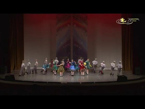 Ансамбль танца Славяночка Горбунова Ольга Белый танец