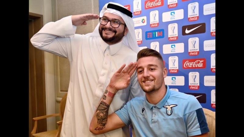 Riyadh Il film della Supercoppa Episodio 2