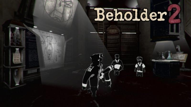 Beholder 2 23 ВЫШЕ ТОЛЬКО НЕБО