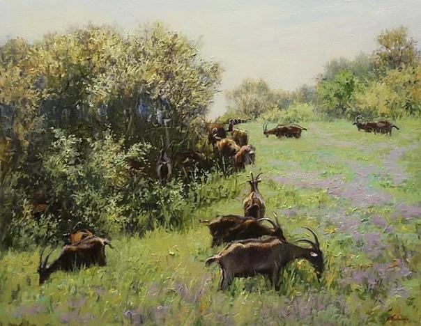 Александр Александрович Прокопенко родился в 1979 году в Москве. Участвует в городских, областных и международных выставок. Работы художника находятся в частных коллекциях в России и за