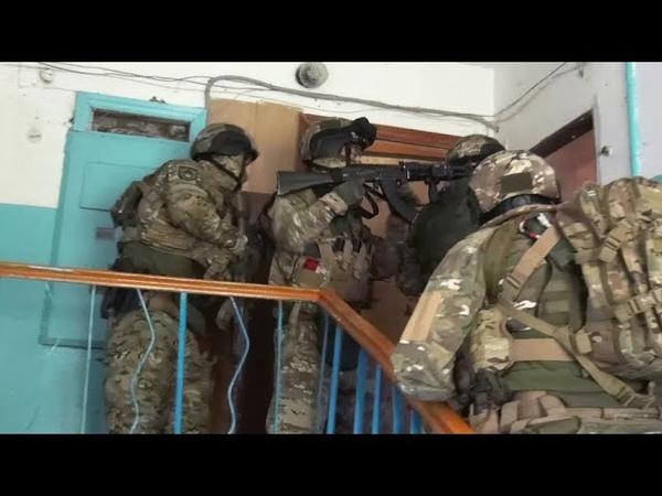 Аллах Акбар И пулю в голову ФСБ РАБОТАЕТ оперативная съёмка