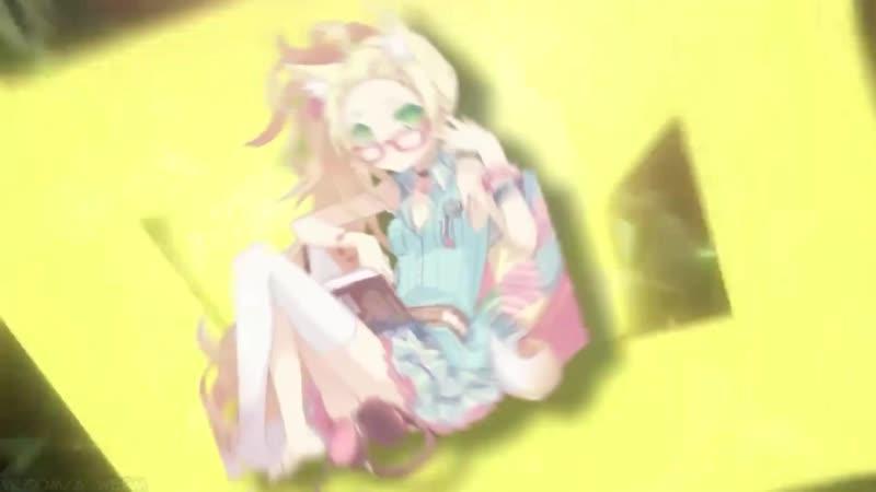AMV аниме амв anime неко тян Neko Tyan