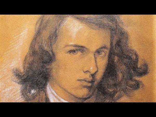 Данте Габриэль Россетти Dante Gabriel Rossetti художник Англия XIX век прерафаэлитизм