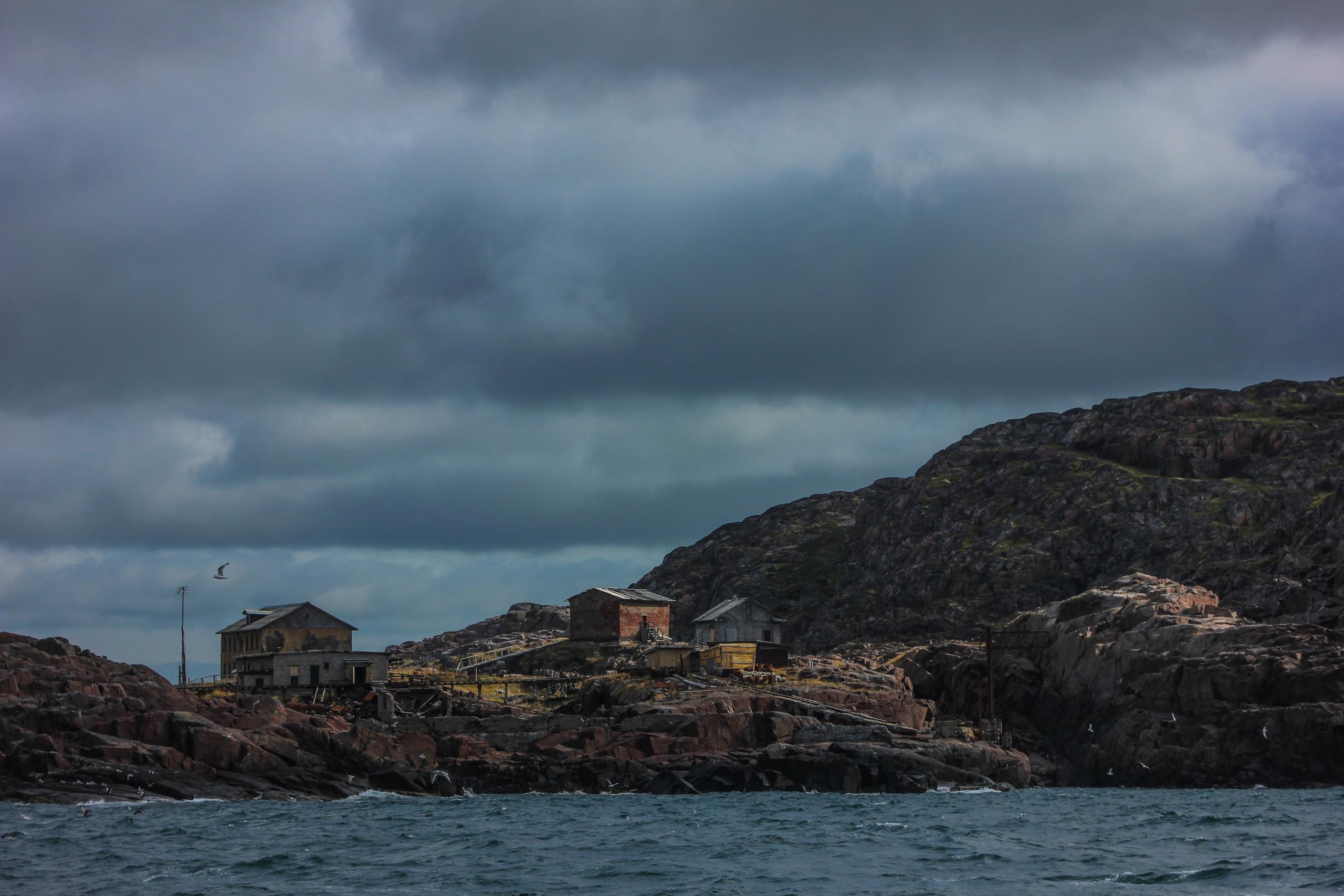 Кольский полуостров - Фото