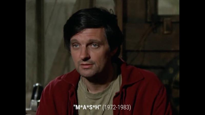 Alan Alda   IMDb Supercut