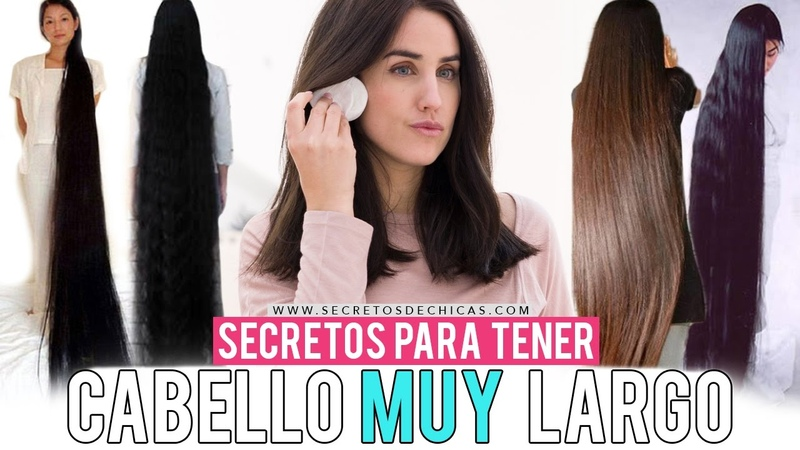 LOS 5 SECRETOS PARA TENER EL CABELLO MÁS LARGO DEL MUNDO | PATRY JORDAN