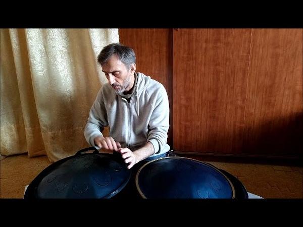 Music for meditation. Magic Bells – 18 (RAV VAST D Celtic and G Pygmy). Stanislav Raskoshanskiy